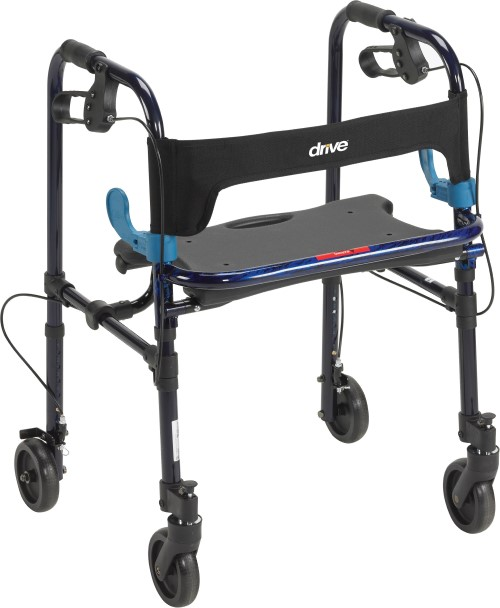CLEVER LITE ROLLATOR WALKING AIDS