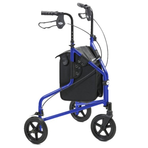 TRI WALKER BLUE ALUMINIUM