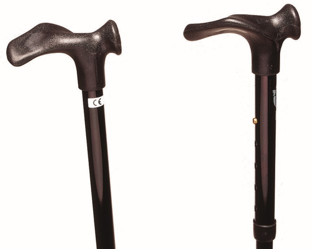 FISCHER FOLDING WALKING STICK, RIGHT