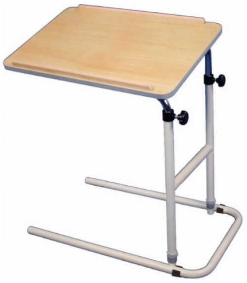 OVERBED TABLE NO CASTORS